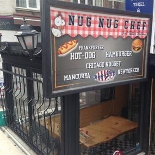 Yeni keşfim: Nug Nug Chef
