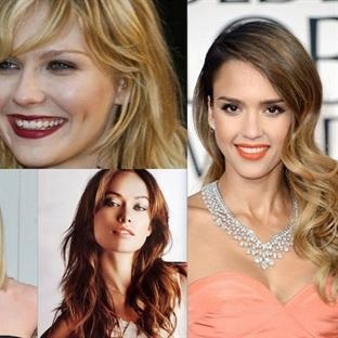 Yüz Şekillerine Göre İdeal Saç Modelleri