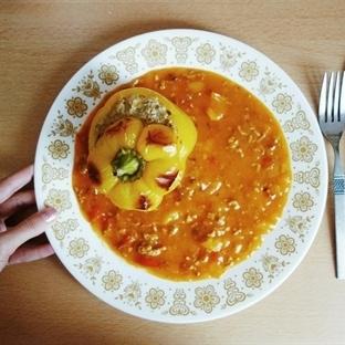 Gefüllte Paprika - einfach selbst gemacht