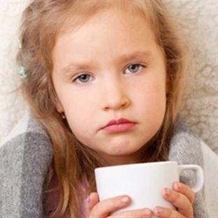 Kışın Çocuğunuz Hastalanıyorda DİKKAT!