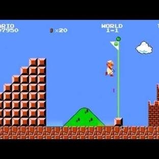 Atari Oynuyoruz Super Mario ve Daha Fazlası