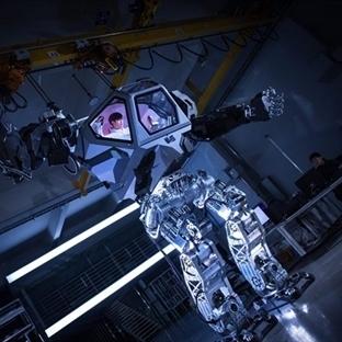 İnsan Kokpitli Yeni Nesil Robot – Method-1