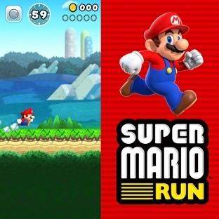 Super Mario Run Yayınlandı