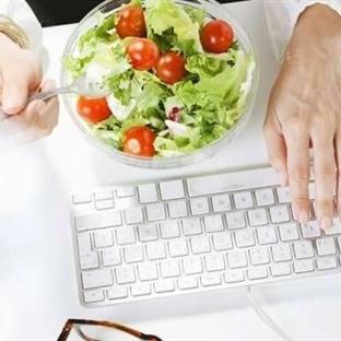 Yoğun Çalışanlar için Pratik ve Sağlıklı Beslenme