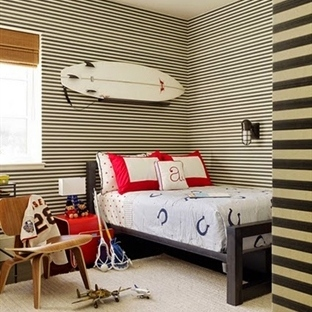 11 DIFFERENT SUMMER HOUSE BEDROOMS