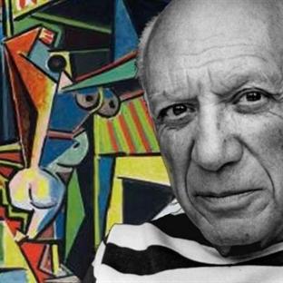 15 Yaşından 90 Yaşına Doğru Picasso Çizimleri