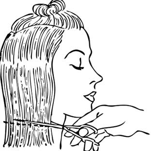 2016 Saç Kesim Modeli : Uzun Bob Kesimi