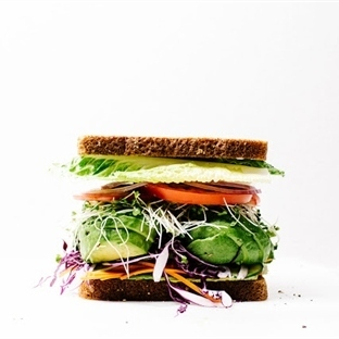 Bayılarak Yiyeceğiniz Vegan Sandviç Tarifi