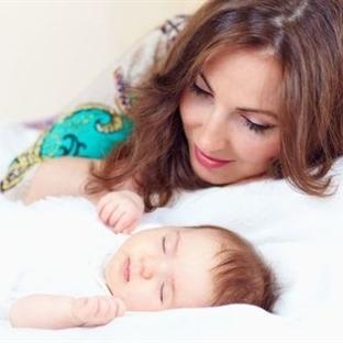 Bebeğinizle birlikte uyumak