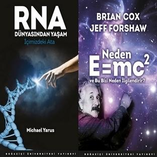 Bilim Meraklılarına İki Yeni Kitap
