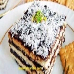Bisküvili Pasta Yapımı