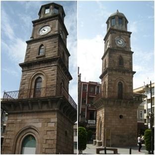 Çanakkale Saat Kulesi ve Kitabesi