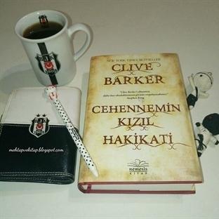 Cehennemin Kızıl Hakikatı - Clive Barker
