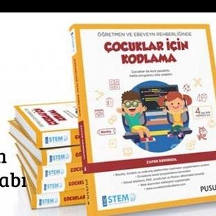 Çocuklar İçin Kodlama Kitabı Satışa Çıktı