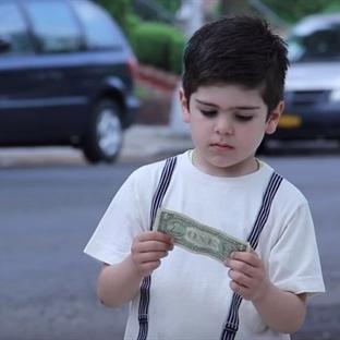 Çocuklar Paraları İle Dondurma Almayıp Ne Yaptı?