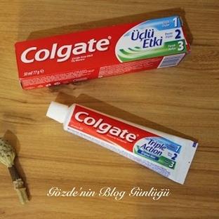 Colgate Üçlü Etki Diş Macunu Deneyimim