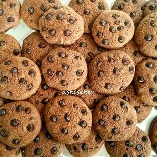 Damla Çikolatalı Bisküvi