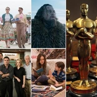 En İyi Film Dalında Oscar Adayları