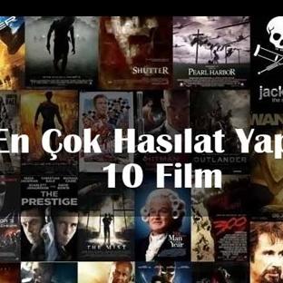 En Yüksek Hasılata Sahip Filmler