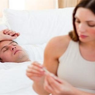 Eşiniz ya da sevgiliniz hasta mı?