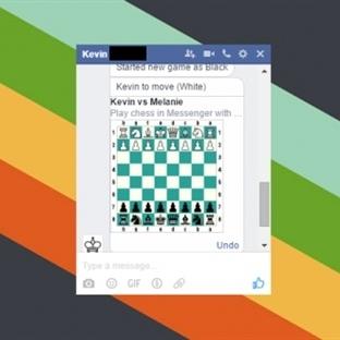 Facebook Messenger'ın Gizli Oyunu Ortaya Çıktı !
