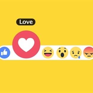 Facebook'un Beğen Butonu Güncellemesi