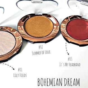Flormar Bohemian Dream Koleksiyonu Puffy Farlar