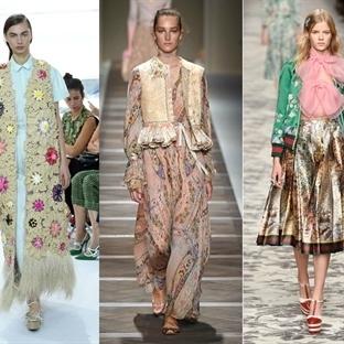 Gardırobunuzu 2016 İlkbahar-Yaz Trendlerine Göre Y