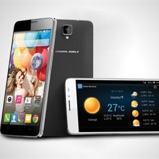 General Mobile 5 Plus Özellikleri ve Fiyatı