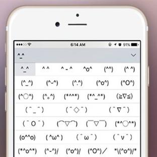 Gizli iOS Klavyesini Biliyor Musunuz?