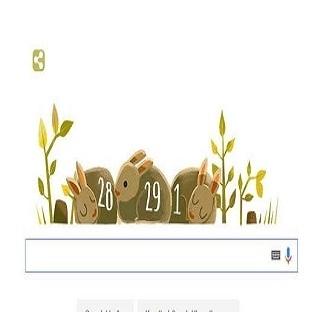 Google 29 Şubat Doodle Nedir? Artık Yıl Nedir?