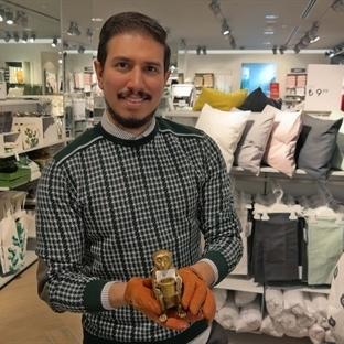 H&M Home 'da Kenan ile Alışveriş Keyfi..