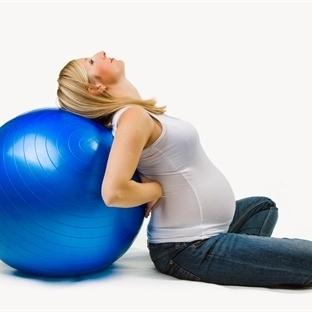 Hamilelikte spor yapanların normal doğum şansı dah
