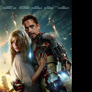 Iron Man 3 & Thor: The Dark World & Captain Americ