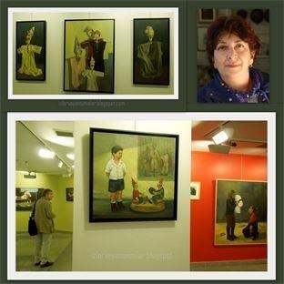 Işıl Dural Resim Sergisi - Tünel Sanat Galerisi