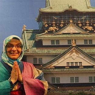 Japonya'nın Enfes Şehri Osaka...