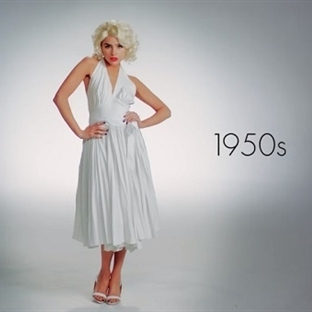 Kadın modası son 100 yılda filmlerde nasıl değişti