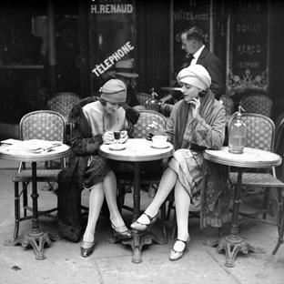 Kahve Kokan Kadınlar ve Geçmişten Yansımaları
