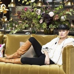 Kate Moss Dekorasyona El Atarsa...