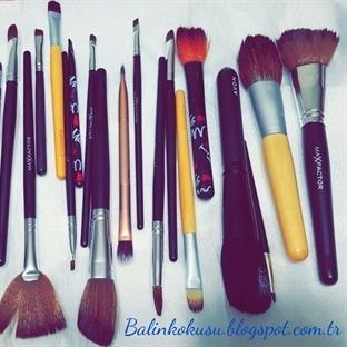 Makyaj Fırçalarını Temizleme