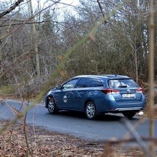 İnceleme: Toyota Auris TS 1.6 Premium Multidrive S