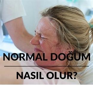 Normal Doğum Nasıl Olur?