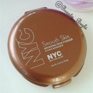 Nyc - Newyork Color Bronzer !