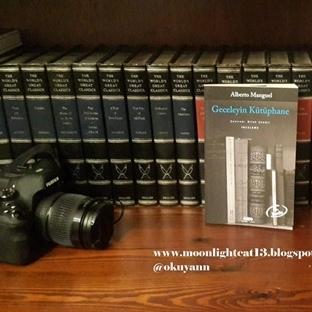 Okuma Halleri, Fotoğraflarla - Geceleyin Kütüphane