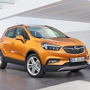 Opel Mokka Makyajlanıyor
