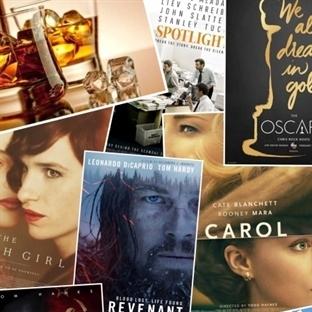 Oscar Adayı Filmlere Viski Önerileri