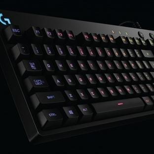 Oyuncuları Coşturacak Logitech G810 Orion Spectrum