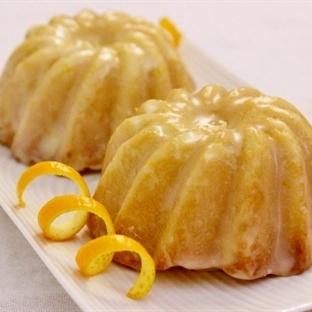 Portakallı Mini Kekler Tarifi