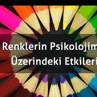 Renklerin Psikolojimiz Üzerindeki Etkileri