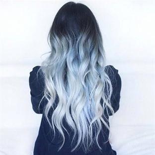 Renkli Saç Bu Sene Çok Moda Olacak